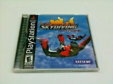 Skydiving Extreme Sony PlayStation PS1 Complete Tested - sf