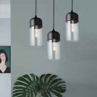 Glass Pendant Light Kitchen Chandelier Lighting Hotel Lamp Modern Ceiling Lights