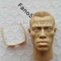 Blank Hot 1/6 Scale Blade Wesley Snipes Head Sculpt Unpainted