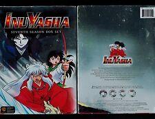 InuYasha - Complete Season 7 - Brand New 4-Disc Anime Box Set (2009)