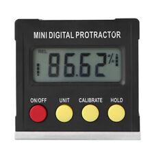 Mini Digitale Goniometro Calibri Misurazione LCD Ricambio Inclinometro