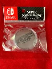 Super Smash Bros Ultimate for Switch Limited Edition Collectors Coin New!