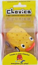 PONTIKI Chovika Action Toy Car Pull Back Build Create Basic Fun YELLOW Retired