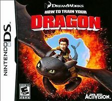 BRAND NEW SEALED DS -- How to Train Your Dragon (Nintendo DS, 2010)