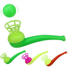 Fun Hanging Suspension Pipe Blowing Ball Children Educational Toys Kids Toy