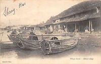 BR64926 shanghai chinese village china