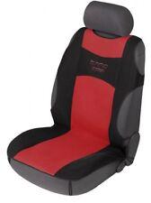 Sitzschoner Tuning Star schwarz/rot Schonbezug Sitzbezug universell verwendbar