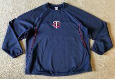 Majestic Therma Base Authentic Collection Minnesota Twins Men's Sweatshirt - XL