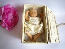 One-of-a-Kind baby by artist Yolanda Vander Heijden, Belgium. Amazing.