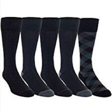 NEW Kirkland Signature Men's Dress Socks Fit Shoe Sizes 6.5-12 VARIETY(FAST SHIP