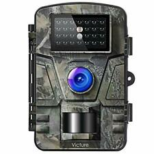 Victure IP66 Wildlife Trail Camera 16MP 1080P HD Infrared Cam with Night Vision
