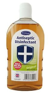 Dr Johnson's - Antiseptic Disinfectant - Original - 500ml - 3 Pack