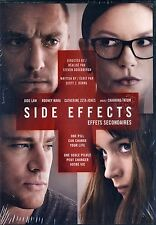 NEW DVD  // SIDE EFFECTS // Rooney Mara, Channing Tatum, Jude Law, Catherine Zet