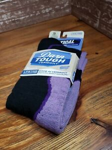 Darn Tough Vertical Women Merino/Nylon Padded Shin Cushion Socks Size S C3
