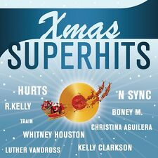 Xmas Super Hits-Wham!, Chris Brown, Leona Lewis, R. Kelly, NSYNC CD NUOVO