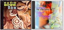 DAVID BOWIE 2 Unreleased studio albums TOY (2001)+ Leon Suites (1994)
