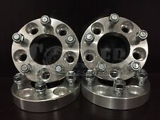 """4pc Wheel Spacers 1.25"""" 5x4.5 TO 5X5 12x1.5 stud Jeep Compass Liberty Patriot"""