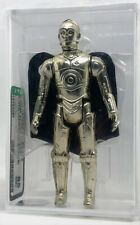 Kenner Star Wars C-3PO Rem. Limbs No COO AFA 85 vintage loose NEW CASE STYLE
