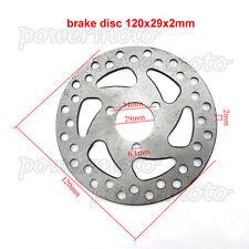 Brake Disc For 47 49cc Gas Scooter Mini Dirt Pocket Bike ATV 4 Wheel  Minimoto