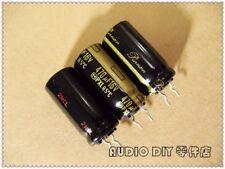 2pcs Panasonic Pureism (PXL) Series 470uF/16V Audio Electrolytic Capacitor