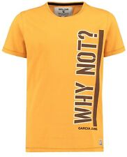 18/19 Camiseta, Moon (amarillo anaranjado) Regular Ajuste s83411 V.García