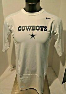 Dallas Cowboys Nike NFL Equipment Compression Navy/White  L-4XL MSRP  NIP
