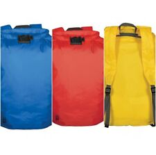 Stormtech  28 Liter Seam-Sealed Ripstop Backpack, Blue Red Yellow Waterproof