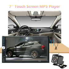 New listing Car Multimedia Player Bluetooth Rearview Mp5 Touch Video playback Radio Recorder