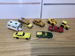 Corgi Toys Husky Car Lot ⭐️⭐️⭐️⭐️