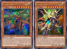 Arkbrave Dragon & Divine Dragon Lord Felgrand SR02-EN000 1st Mint