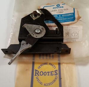 Rootes Group Hillman Minx Super Minx Singer Gazelle NOS Demister Control Lever