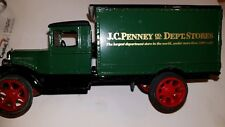 ETRL 9444 1931 hawkeye die cast J.C. Penny Box truck RARE