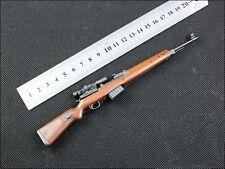 "1/6 Dragon WWII German G43 Sniper Rifle Machine Gun Weapon Model For 12"" Figure"