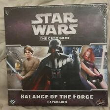 Star Wars The Card Game: Balance Of The Force Expansion