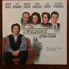 TWILIGHT OF THE GOLDS Laserdisc LD Faye Dunaway Brenden Fraser [ID41878M]