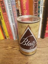 Blatz 12oz Flat Top Beer Can   High Grade