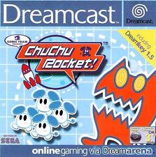 Sega Dreamcast Spiel - ChuChu Rocket! incl. Dreamkey 1.5 (mit OVP)