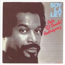 "FANIA Salsa RARE CD REMASTERED Pete "" El Conde"" Rodriguez YO SOY LA LEY cabildo"