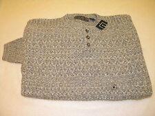 NWT Mens David Taylor Long Sleeve Sweater Size M