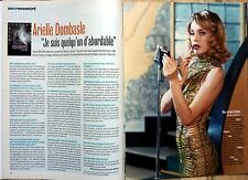 Mag 2005: Interview ARIELLE DOMBASLE