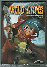 Wild Arms - Vol. 1: The Good, The Bad, and The Greedy (DVD, 2003)