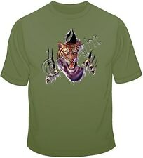 Rip Out - Tiger T Shirt You Choose Style, Size, Color Up to 4XL 10218