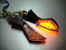 4X LED BLINKLICHT BLINKER SUZUKI GSF600,GSX1400,Bandit,Hayabusa,VL1500 INTR