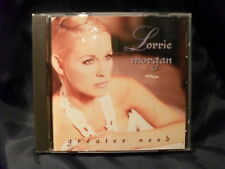 Lorrie Morgan - greater need