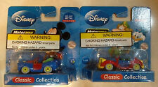 Disney Classic Collection 1:64 Die-cast (Set of 2)