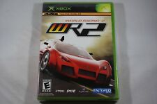 World Racing 2 (Microsoft Xbox) NEW Factory Sealed Near Mint