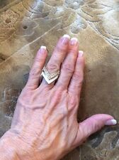 Vince Camuto Smooth Moves statement  Ring $28 VC92