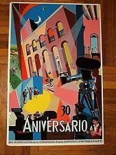 30 Anniv.of Theatre 1949-1979 by: Ed Vera Cortes
