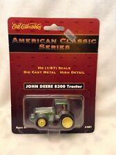 1997 ERTL AMERICAN CLASSIC SERIES HO 1/87 SCALE JOHN DEERE 8300 TRACTOR #5461