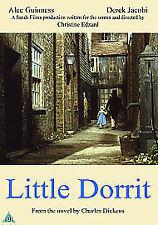 LITTLE DORRIT ( CHARLES DICKENS ) 2-DISC SET, ALEC GUINNESS,DEREK JACOBI